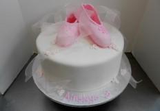 slipper cake