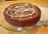 truffle cake large