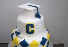 collegiate cake